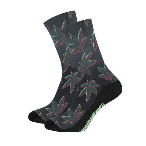 Носки Horsefeathers Conor Socks Leaves