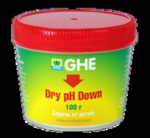 pH Down сухой GHE 100 гр