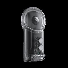 Подводный пластиковый кейс Insta360 Dive Case