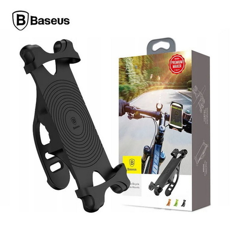 Велодержатель BASEUS Miracle Bicycle Vehicle mounts, (SUMIR-BY01) black