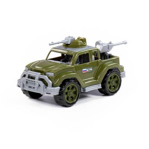 Машина, пикап военный