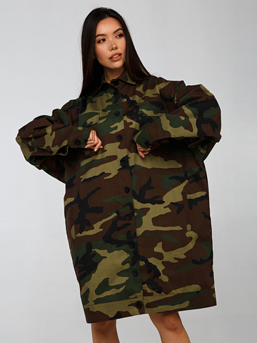 Куртка militari YOS