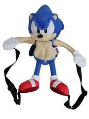 Игрушка рюкзак Ежик Соник — Backpack Sonic Plush