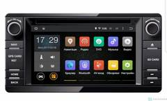 Штатная магнитола 4G/LTE с DVD для Mitsubishi Pajero 13+ на Android 7.1.1 Parafar PF230D