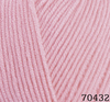 Пряжа Himalaya Everyday Bebe Lux 70432 (светло-розовый)