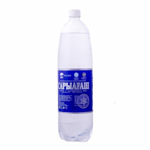 Вода минеральная САРЫ-АГАШ 1,5 л КАЗАХСТАН