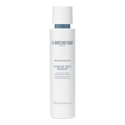 La Biosthetique Methode Sensitive: Мягкое очищающее молочко для чувствительной кожи лица (Clair de Teint Sensitif), 250мл/500мл
