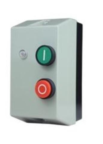 КМН11860 18А в оболочке с индикатором Ue=220В/АС3 IP54 TDM