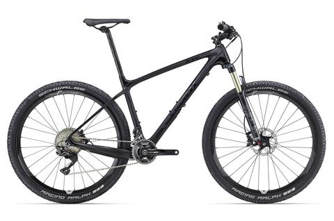 Giant XTC Advanced 27.5 1 (2016) черный