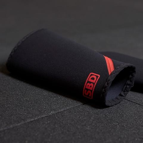 купить наколенники sbd черные неопрен 7 мм