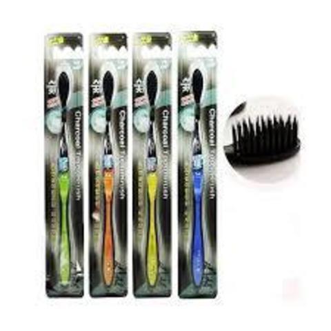 Мягкая Зубная Щетка С Угольным Напылением DRLUSSO Nano Silver Toothbrush