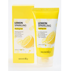 Пилинг-скатка с экстрактом лимона Secret Key Lemon Sparkling Peeling Gel
