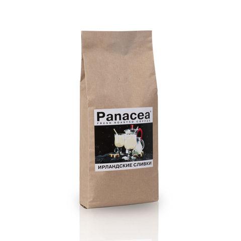 Ароматизированный кофе в зернах Panacea.Ирландские сливки