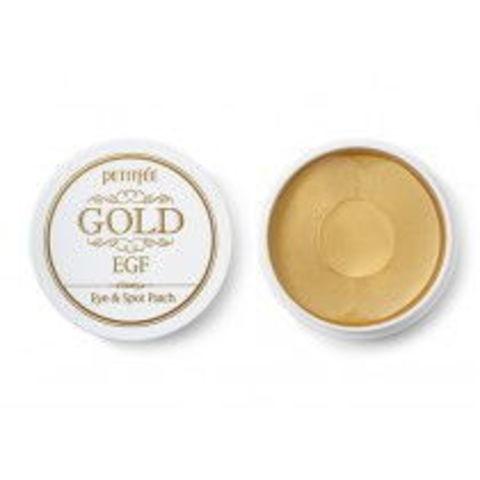 Гидрогелевые патчи для глаз ЗОЛОТО/EGF Gold & EGF Eye&Spot Patch, 90 шт PETITFEE