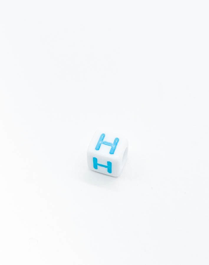 Бусина - инициал 5 мм