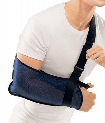 Повязки дезо (фиксирующие) для рук после травм Бандаж Orlett на плечевой сустав (косыночный) 94366785174d40921b2157f6128d2ce2.jpg