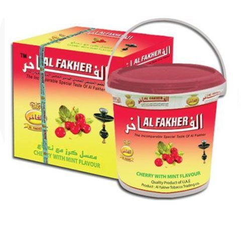 Al Fakher - Вишня с мятой, килограмм