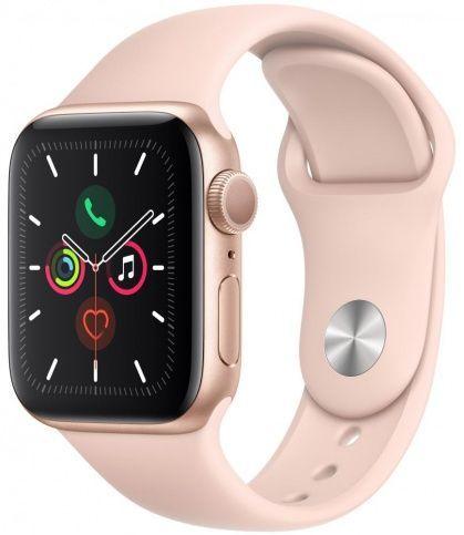 Apple Watch Series 5 Apple Watch 5 40mm Aluminium Case with Sport Band «розовое золото» gold1.jpeg