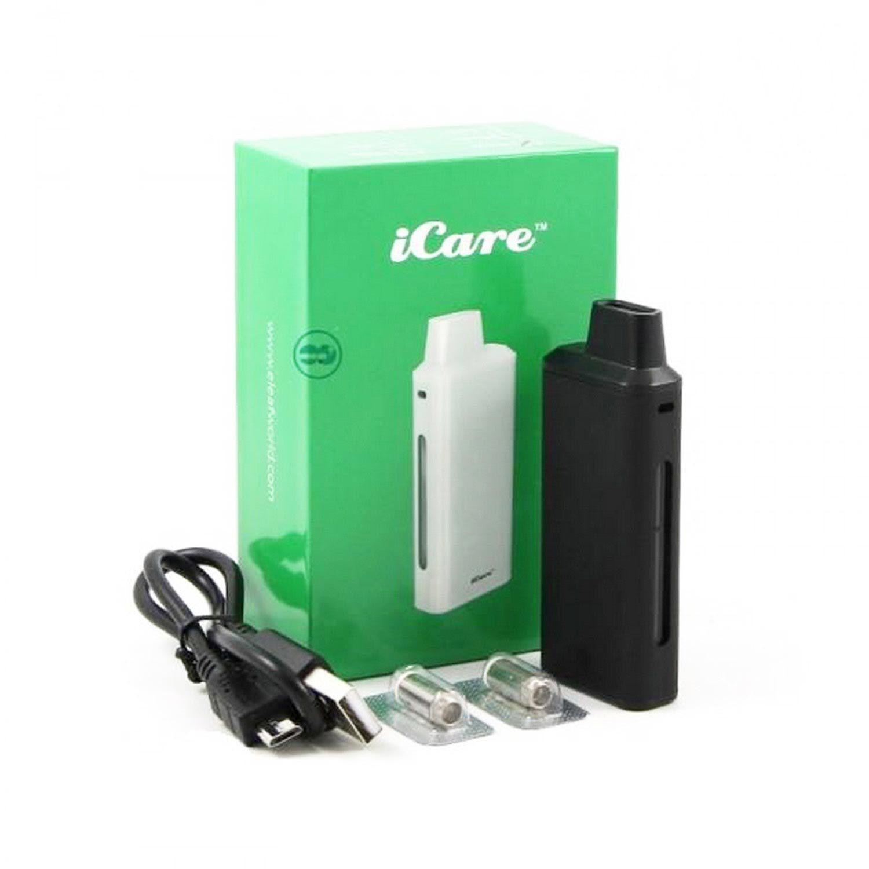 Электронная сигарета Eleaf iCare коробка