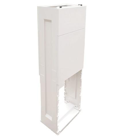 Фундамент полиэстеровый для шкафов EP серий ЕР и EPV (В890 × Ш600 × Г250)