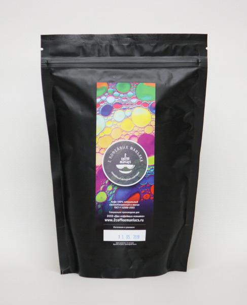 Кофе без кофеина (Decaf Espresso blend 100% Arabica)