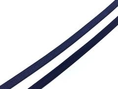 Резинка бретелечная темно-синяя 10 мм (цв. 061)