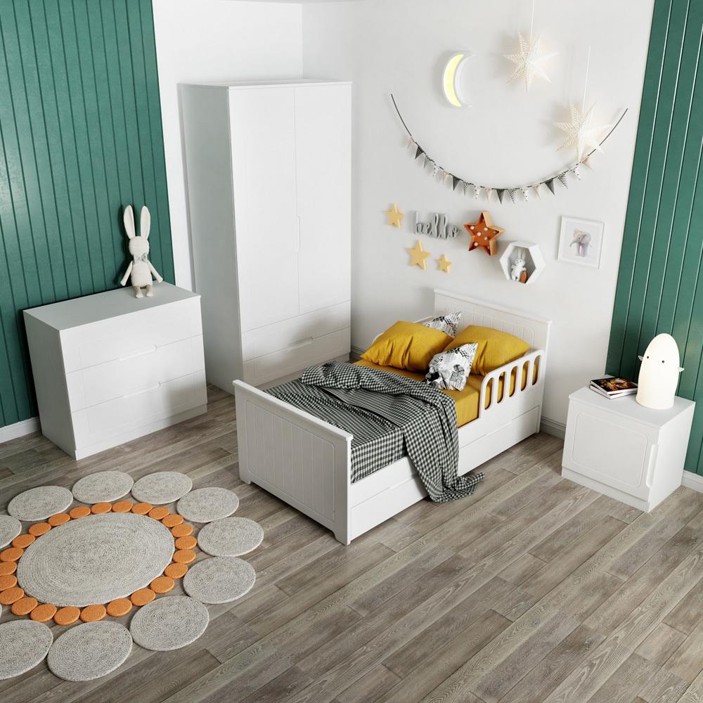 Детская комната Феалта-baby Лига белая