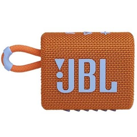 JBL GO 3, Оранжевый