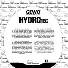 Защитная пленка GEWO Hydrotec