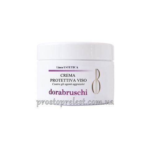 Dorabruschi estetica crema protettiva - Биозащитный крем для лица, линия Estetica viso