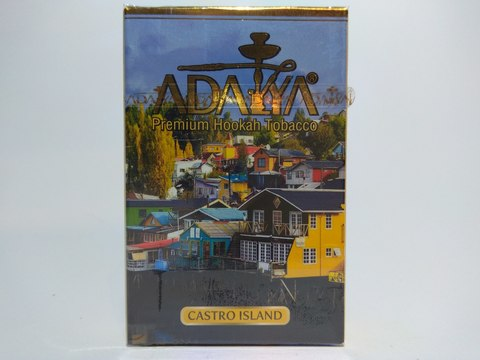 Табак для кальяна ADALYA Castro island 50 g
