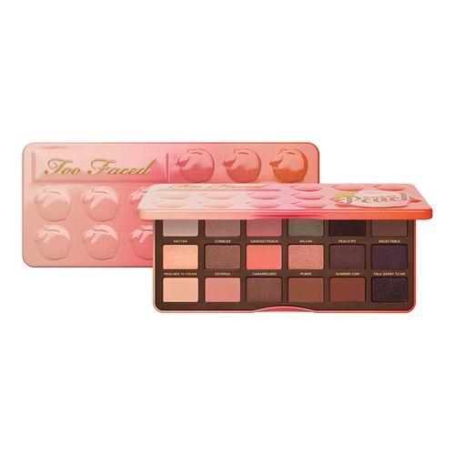 Тени Too Faced Sweet Peach Palette