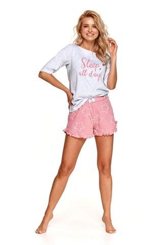 Пижама женская с шортами TARO 2488 SS21 MALWA