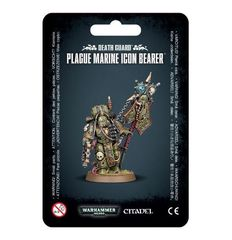 Plague Marines Icon Bearer