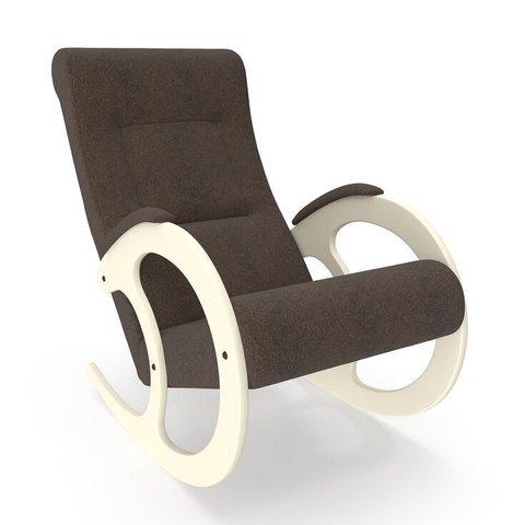 Кресло-качалка Комфорт Модель 3 дуб шампань/Malta 15