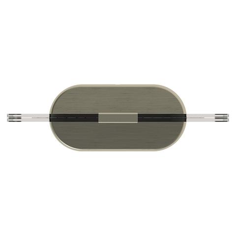 Фоторамка с подсветкой GLO 13х18 никель