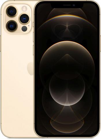 Apple iPhone 12 Pro Max 256Gb (Золотой)