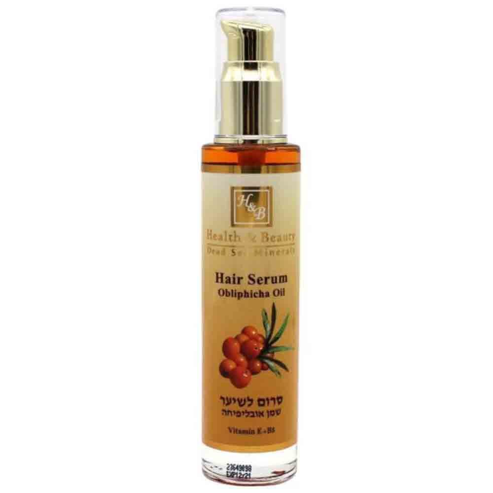 Серум для волос Hair Serum Obliphicha Oil