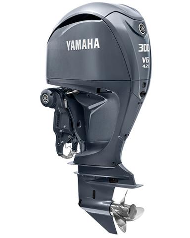 Лодочный мотор Yamaha F300GETX LS