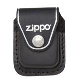 Чехол ZIPPO для зажигалки из кожи с клипом (LPCBK)