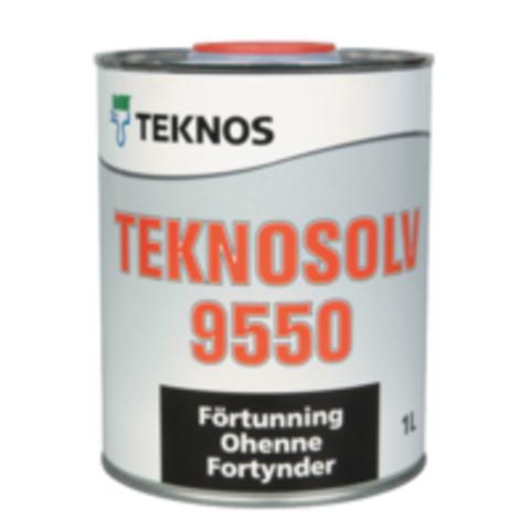 TEKNOS TEKNOSOLV 9550/Текнос Текносолв 9550 Медленно испаряющийся растворитель