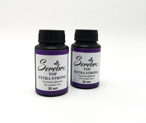 TOP EXTRA STRONG no-cleance для гель-лака