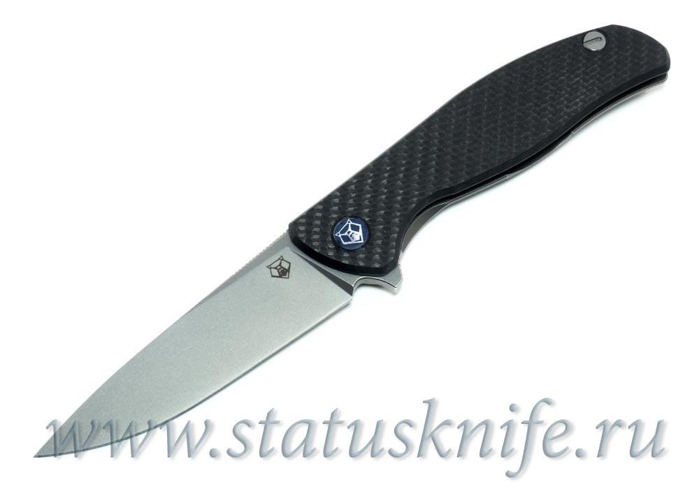 Нож Широгоров Хати Vanax 37 Карбон - фотография