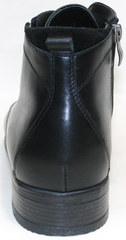 Черные мужские ботинки Ikoc 2678-1 S