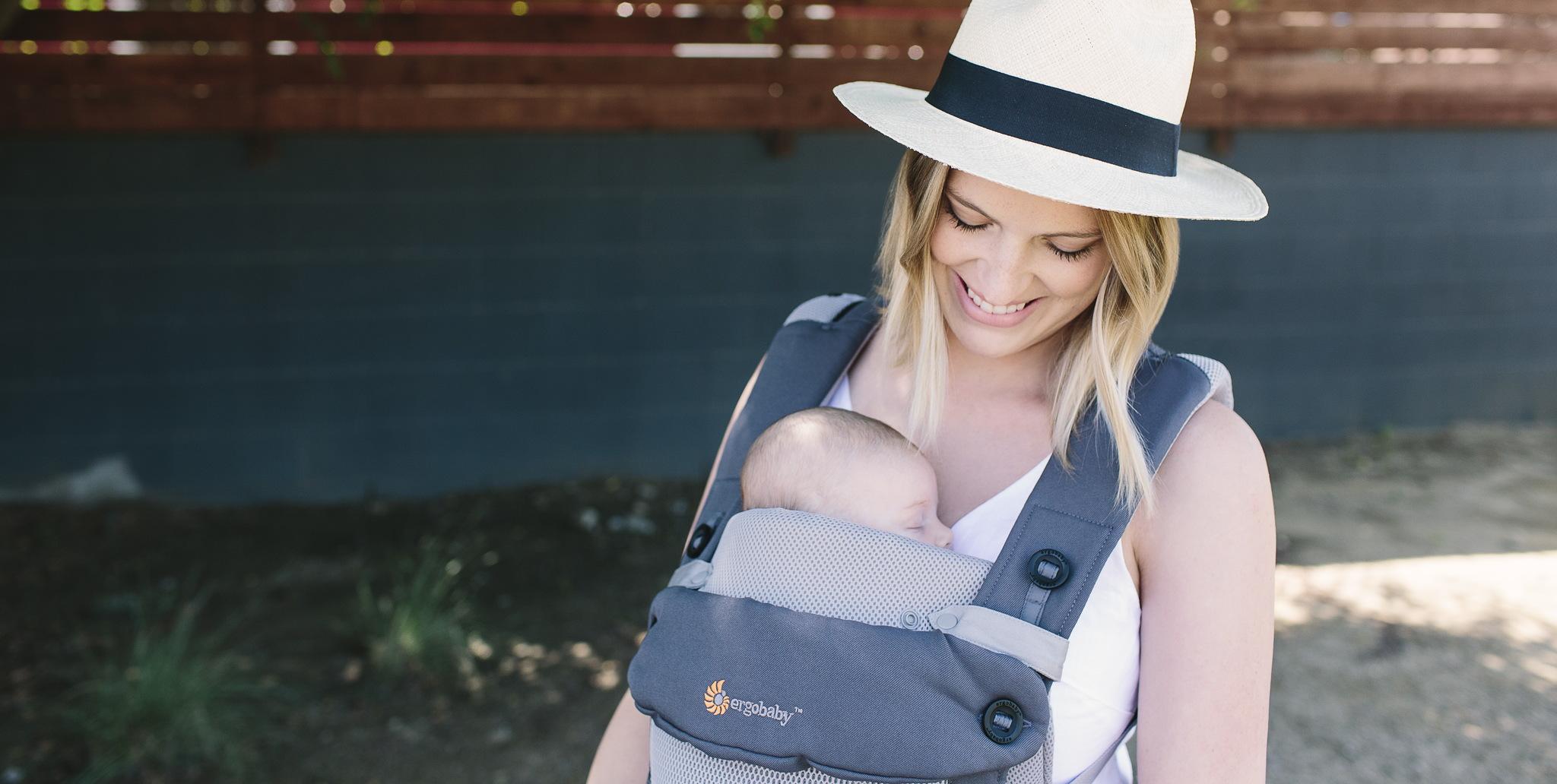 Вкладыш Для Новорожденного Ergobaby Infant Insert