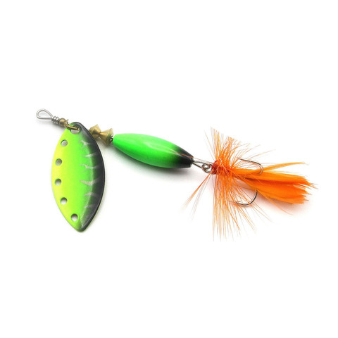 Блесна Extreme Fishing Complete Obsession  8g 11-FluoGr/Gr