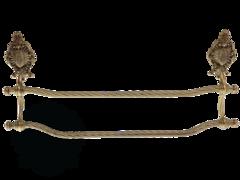 Полотенцедержатель двойной 60см.  Migliore Elizabetta  ML.ELB-60.123