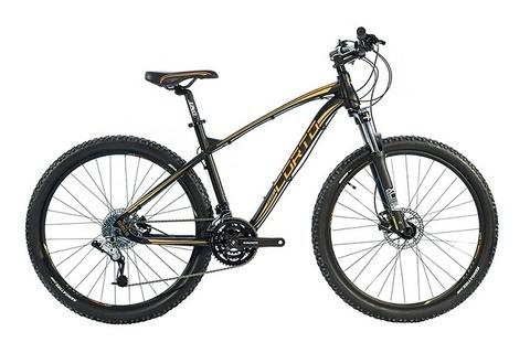 горный велосипед Corto FC227 оранжевый