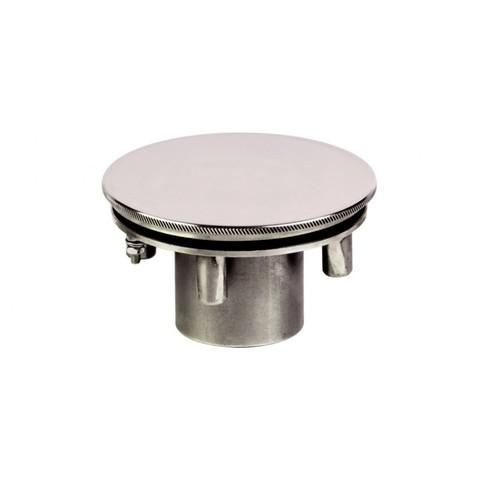 Заглушка к форсунке для подключения пылесоса нержавеющая сталь AISI-304 XENOZONE