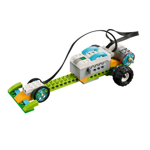 LEGO Education: Аккумуляторная батарея WeDo 2.0 45302 — WeDo 2.0 Smarthub Rechargeable Battery — Лего Образование Эдьюкейшн